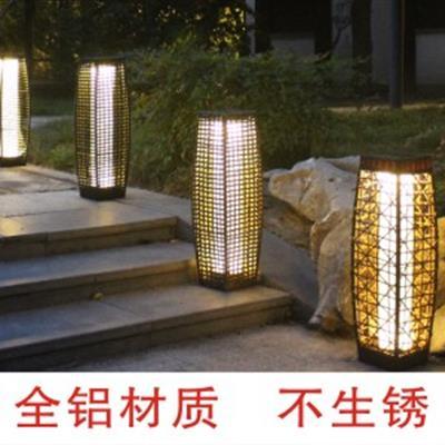 云南太阳能草坪灯(哈萨