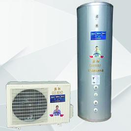 氟循环空气能热泵