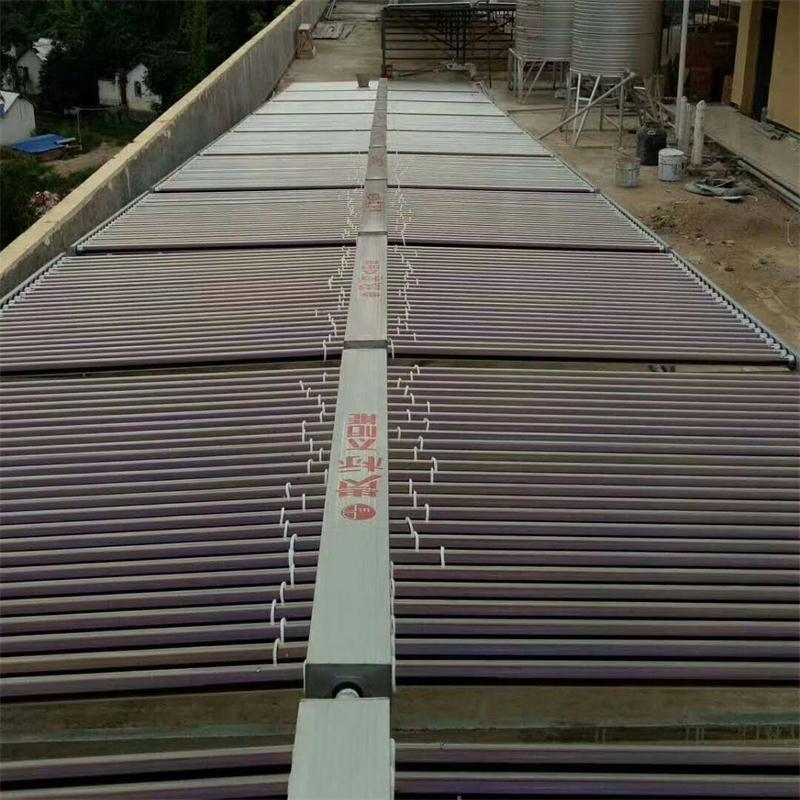 1500管太阳能工程管