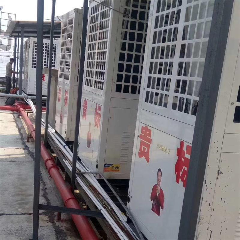 曲靖25P空气能热泵安装