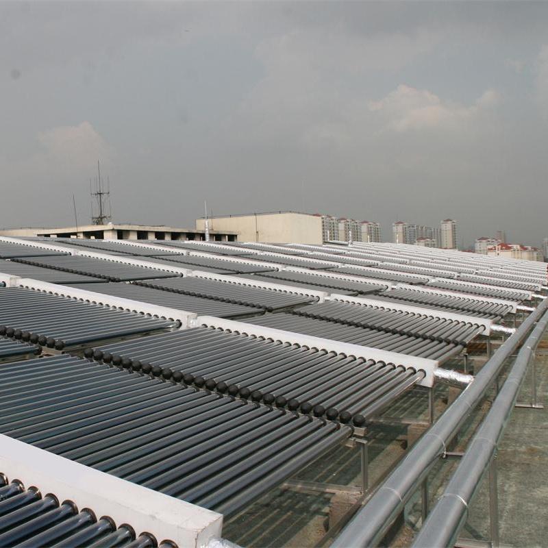 红河酒店20吨热水工程