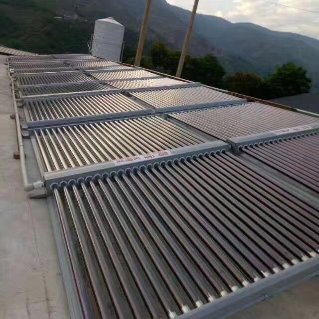 大理矿厂500管太阳能工程