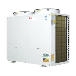 空气源热泵商用10P机