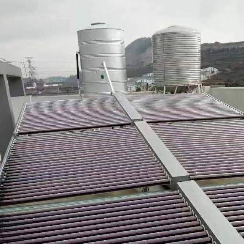医院150管太阳能安装