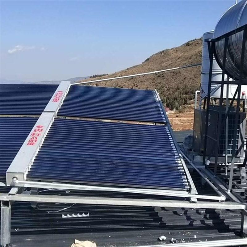 澄江诊所100管太阳能能热