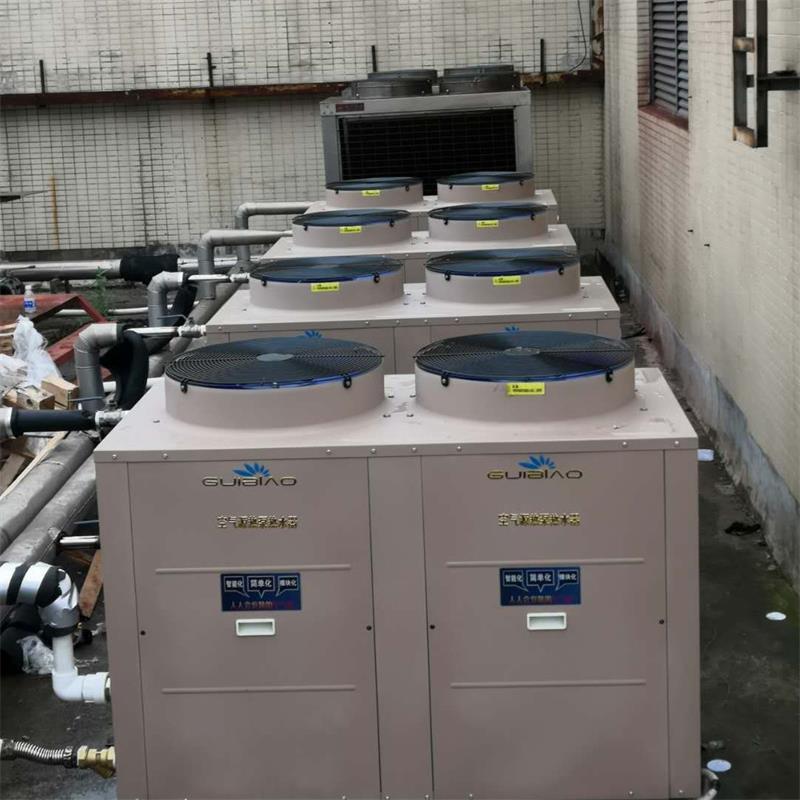 耿马医院热水系统安装