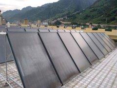云南福贡幼儿园泵集中供热系统