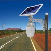 云南太阳能路灯使用中常见的一些问题
