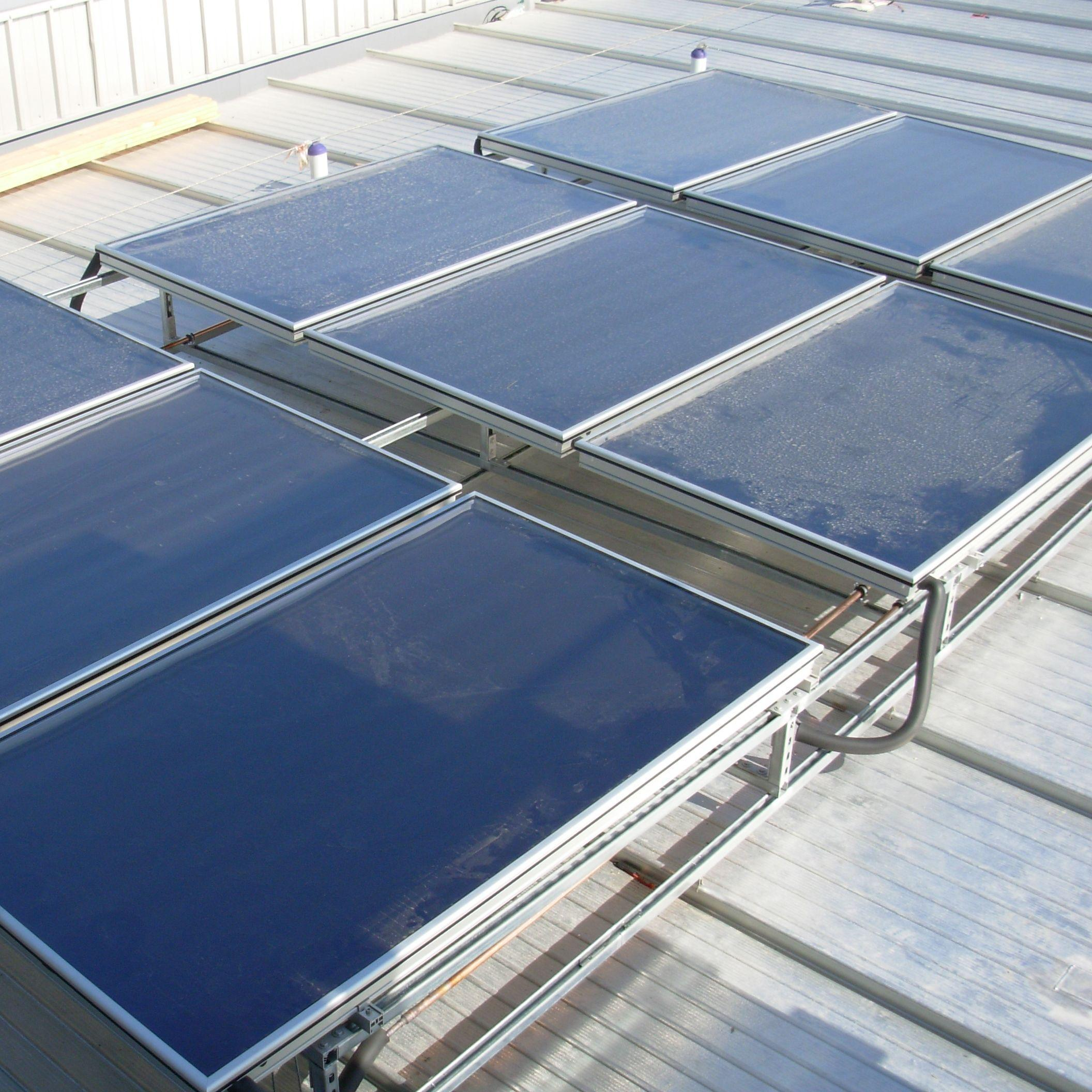 平板太阳能安装注意事项